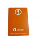 Licença de Uso Microsoft Office Pro Plus 2016 - Cartão