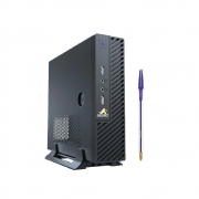 Mini Pc Positivo C4120L Dual Core J1800 2.58Ghz 4GbDdr3 Ssd120Gb Vga Hdmi 2xSerial Rede Giga Linux