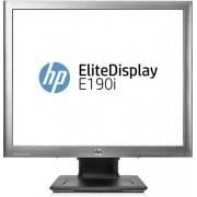 """Monitor Hp 18.9"""" Led E190i Vga Dvi-d Displayport 3xUsb Quadrado Base Articulada(U)"""
