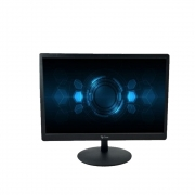 "Monitor Led 19"" Duex Widescreen Vesa Hd 1440x900 60Hz Vga-Hdmi DX M19HC Preto"