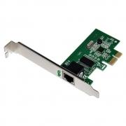PLACA DE REDE PCI-EXPRESS CONEXAO 10/100/1000Mps MULTILASER - GA150