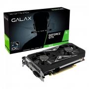 Placa de Video Galax Nvidia Geforce GTX 1650 ex Plus 1 Click oc 4Gb Ddr6 128 Bits - Hdmi - Dvi - DP -Box