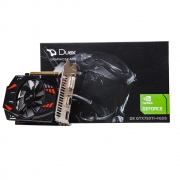 Placa de Video Geforce Gtx750ti 4gb ddr5 128 Bits -hdmi - dvi - vga -  Duex gtx750ti-4gd5 Box