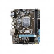 Placa Mae Brazilpc 1151 BPC-H310MC-TG (2xDdr4/1xHdmi/1xVga/2xUsb3.0/1xM.2/Rede/Audio) Oem