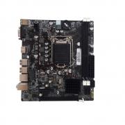 PLACA MAE DESK BRAZILPC 1155 BPC-H61C-V1.4 (2xDDR3/1xVGA/1xHDMI/6xUSB2.0/REDE/AUDIO) OEM I