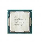 PROCESSADOR INTEL CORE I3 7100 3.90Ghz 3MB LGA 1151 7ª GER BOX