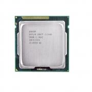 PROCESSADOR INTEL CORE I5 2400 3.10Ghz(Turbo 3.40Ghz) 6MB LGA 1155 2ª GER  SEM COOLER (OEM)