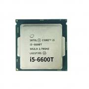 PROCESSADOR INTEL CORE I5-6600T 2.70Ghz(Turbo 3.50Ghz) 6MB LGA 1151 6ª GER SEM COOLER OEM
