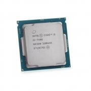 PROCESSADOR INTEL CORE I5 7400 3.00Ghz(Turbo 3.50Ghz) 6MB LGA 1151 7ªGER SEM COOLER (OEM)