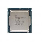 PROCESSADOR INTEL CORE I7-6700 3.40GHz (Turbo 4.00 GHz) 8MB LGA 1151 6ª GER SEM COOLER (OEM)