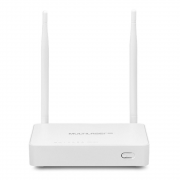 ROTEADOR WIRELESS DUAL BAND 2.4 Ghz 300 Mbps LAN 10/100Mbps IPV6 C/2 ANTENAS - RE707
