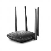 ROTEADOR WIRELESS DUAL BAND AC1200 2.4Ghz/5Ghz IPV6 C/4 ANTENAS - RE018