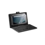"TABLET MULTILASER 7"" 16GB 1GB QUAD CORE WI-FI BLUETOOTH M7S GO C/ TECLADO E CASE - NB310 (U)"