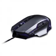 Warrior Ivor Mouse Gamer 3200dpi Grafite - MO262