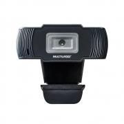 Webcam Office Hd 720p Usb Preto - AC339