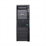 Workstation hp z600 xeon e5620 2.40Ghz 16gbddr3 ecc hd500GB 9800gt 1gb linux(u)