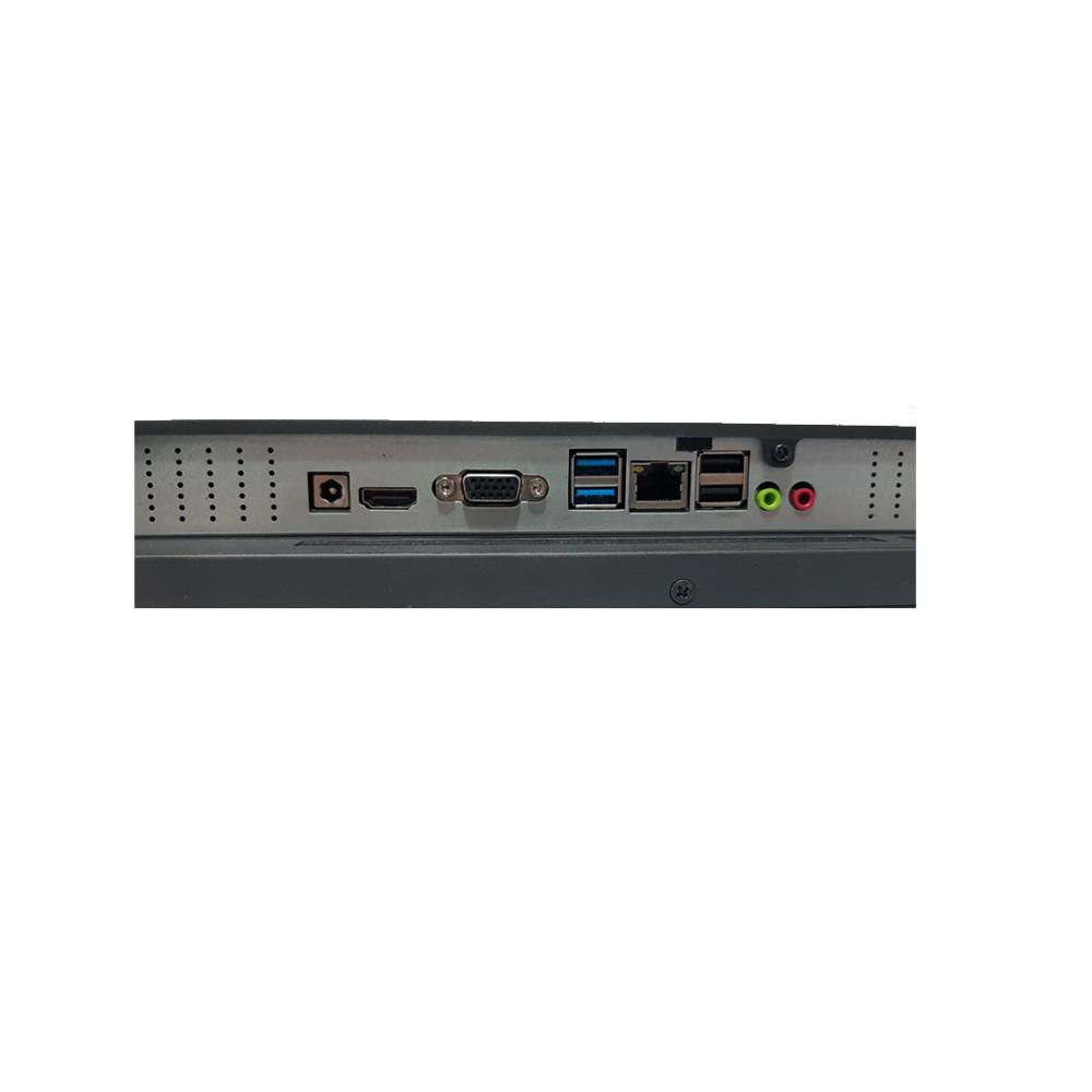 All In One  21.5 Full HD BrazilPC  I7-2600 3.40GHz 8GBDDR3 SSD240GB HDMI VGA WIFI BT M/T LINUX  - Districomp Distribuidora