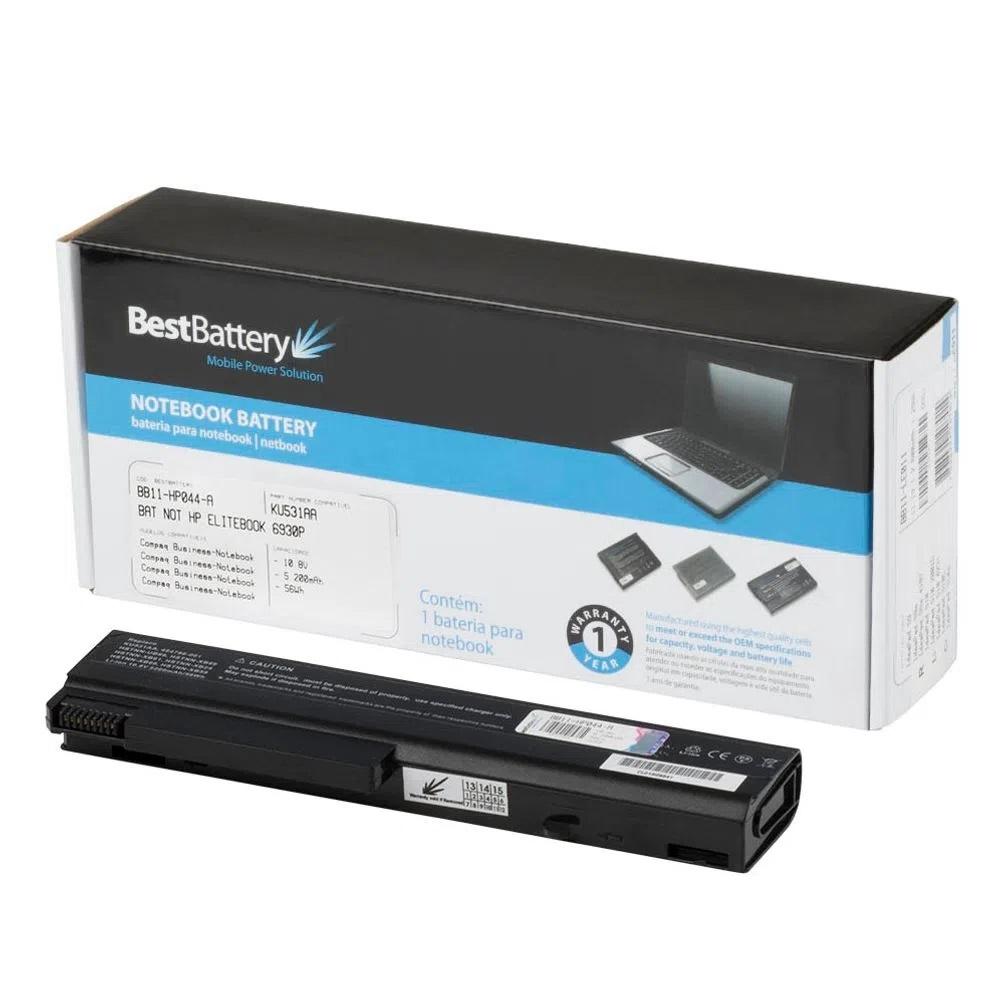 BATERIA PARA NOTEBOOK HP ELITEBOOK 6930P/8440P - BB11-HP044-A  - Districomp Distribuidora