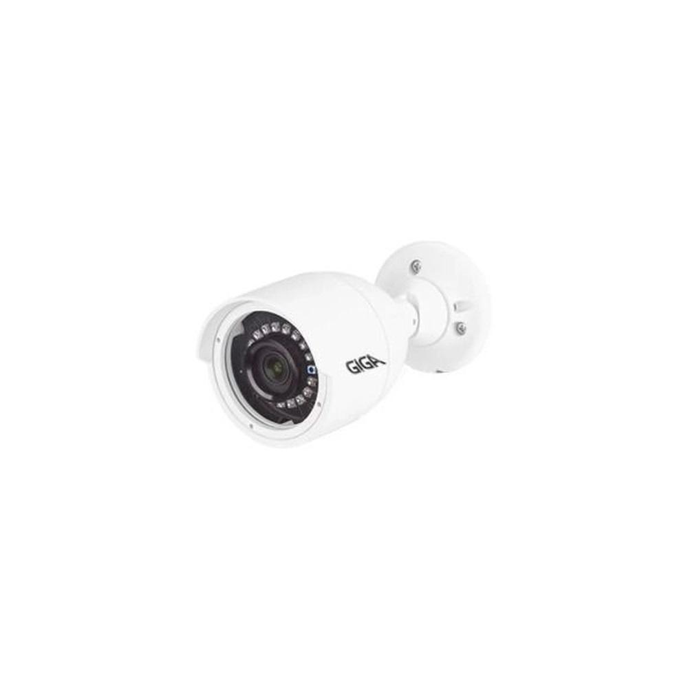 CAMERA DE SEGURANCA GIGA SECURITY MET BULLET ORION 1080p INFRA 30m CMOS 1/2.9 3.6mm IP66 - GS0273  - Districomp Distribuidora