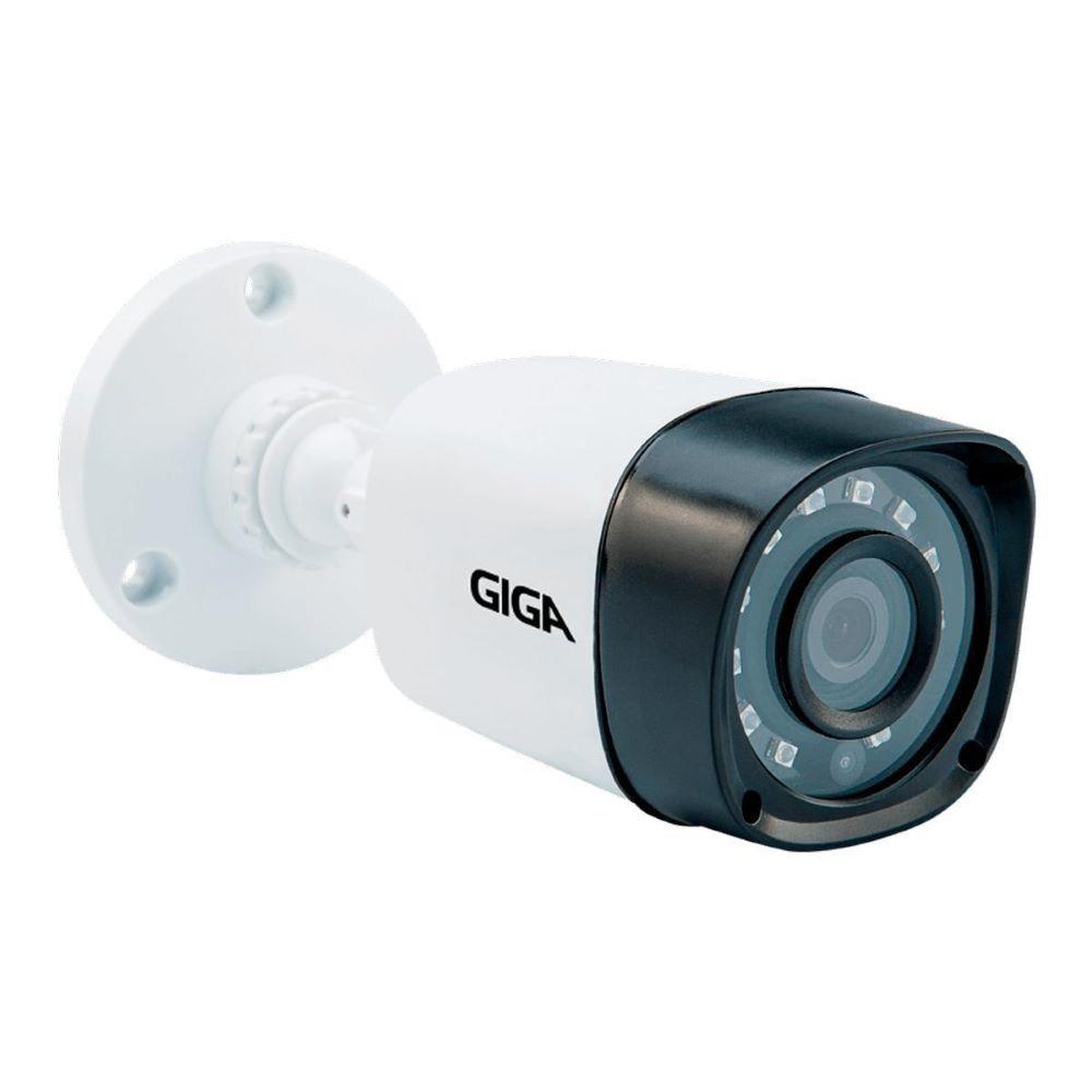 CAMERA DE SEGURANCA GIGA SECURITY ORION 1080p 1920x1080 INFRA 20m 1/2.7 3.6MM IP66-GS0271  - Districomp Distribuidora