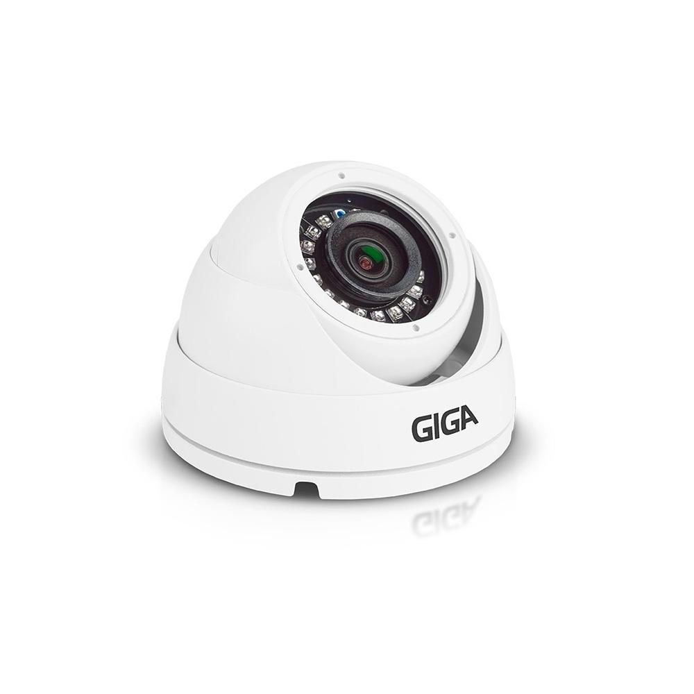 Câmera IP DOME Infra 2 Megapixel (1080p) POE - GS0370