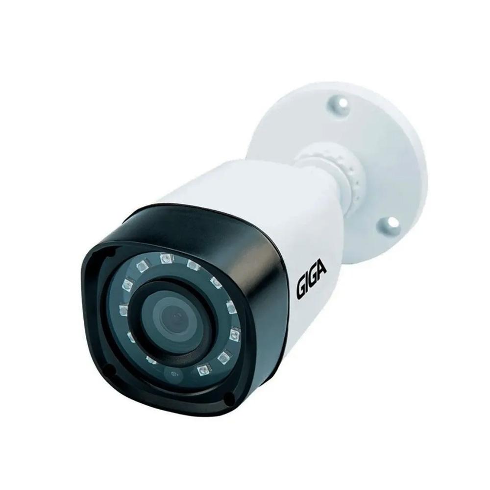 Câmera Segurança Bullet Hd Serie Orion 720p Ir 20m  - Districomp Distribuidora
