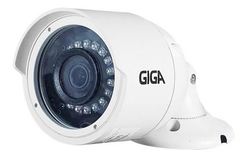 Câmera Segurança Bullet Met Hd Serie Orion 720p Ir 20m  - Districomp Distribuidora