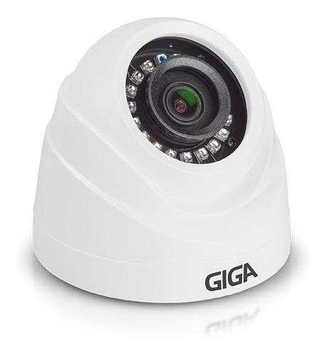 Camera Segurança Dome Met Serie Orion 5mp Ir 30m  - Districomp Distribuidora