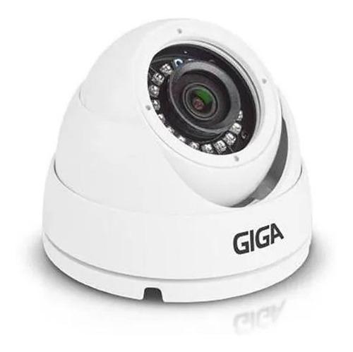 Camera Segurança Dome Plas Serie Orion Hd 720p Ir 20m  - Districomp Distribuidora