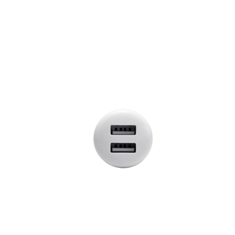 Carregador Veicular 2XUSB 3.1A CR1207 -  Hayom  - Districomp Distribuidora