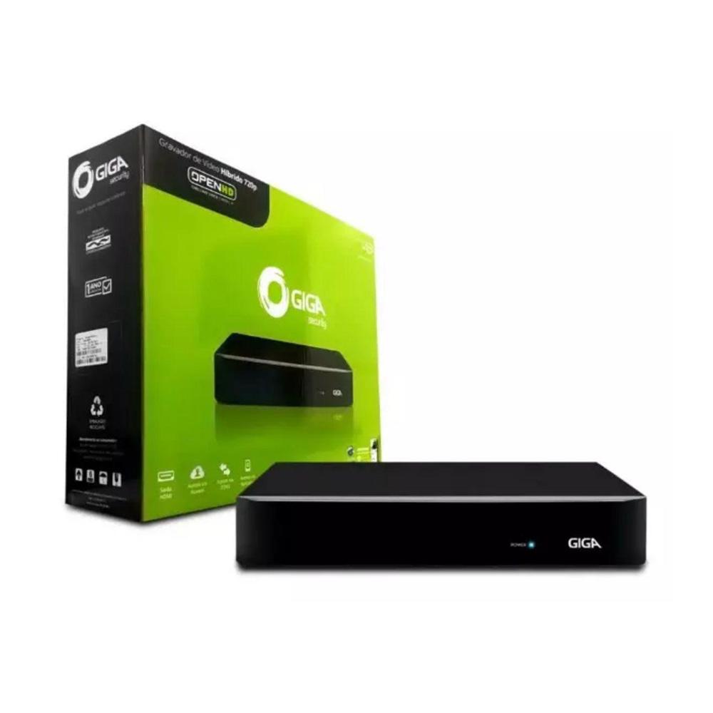 Dvr Giga Security Open Full HD Lite 1080N  - Districomp Distribuidora