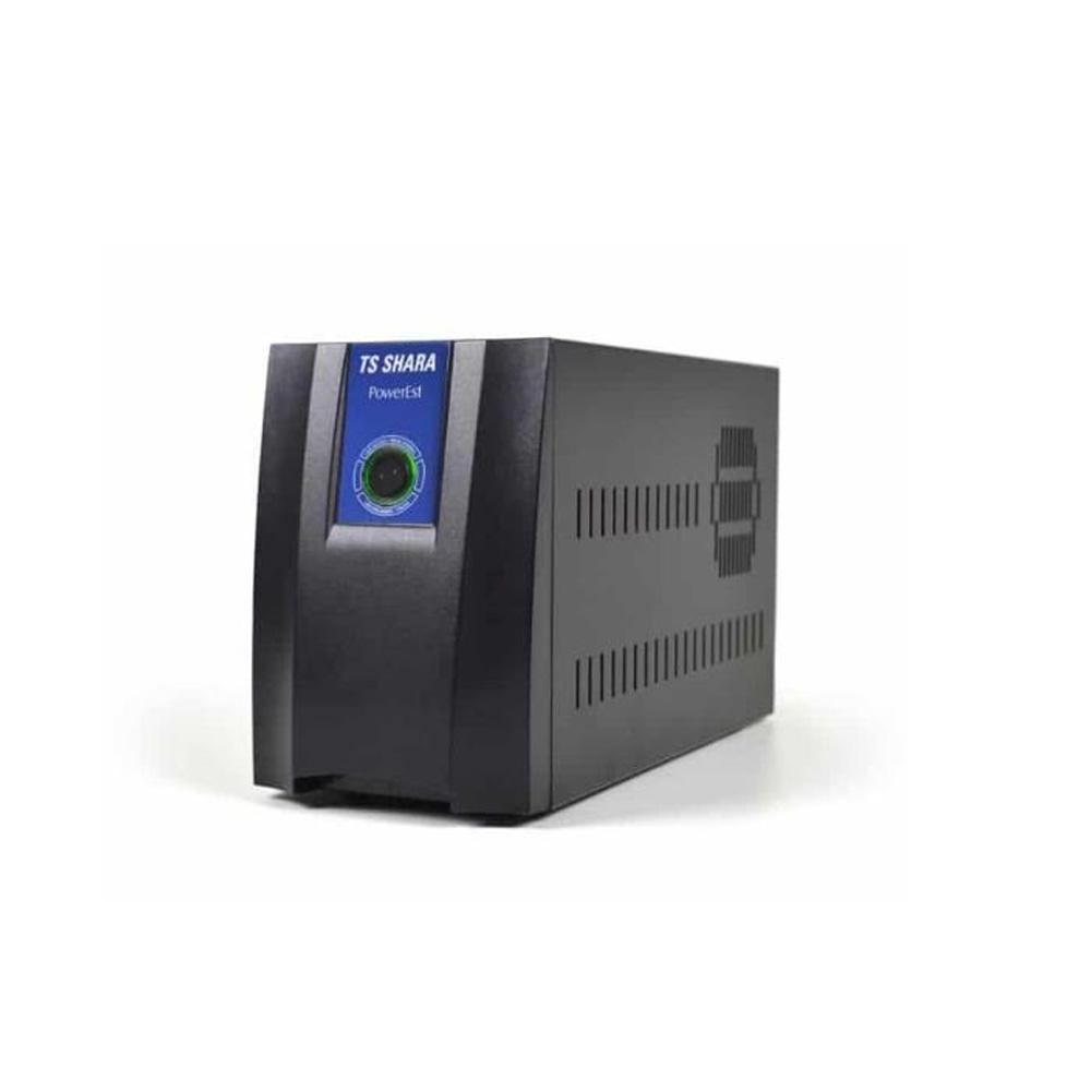 Estabilizador TS-SHARA Powerest 2500VA biv ent-115v/220v sai-115v 6 tomadas (9013)  - Districomp Distribuidora