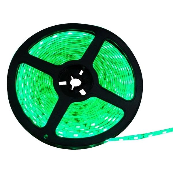 FITA LUMINARIA DE LED 5 MTS DE 10 MM  G-VERDE - 5050-60 - 30290020024