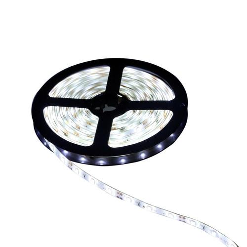 FITA LUMINARIA DE LED 5 MTS DE 8 MM W-BRANCO FRIO - 3528-60 - 30290020018  - Districomp Distribuidora