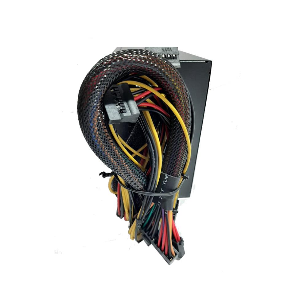 Fonte Atx 500W Real Tronos TRS-500PFCCA (c/Cabo - Box)  - Districomp Distribuidora