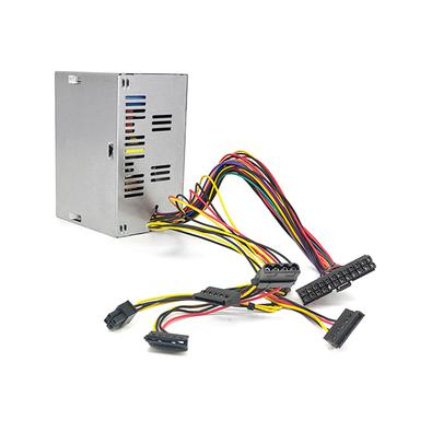 Fonte Duex DX230SE 230W Real, 20+4, 1X IDE, 3 X SATA, 110/220V S/ CABO OEM  - Districomp Distribuidora