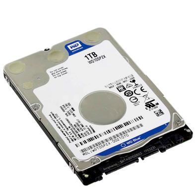 """Hd Notebook Western Digital 1TB, Sata 2.5"""", 5400rpm - Wd10spzx (NP)  - Districomp Distribuidora"""