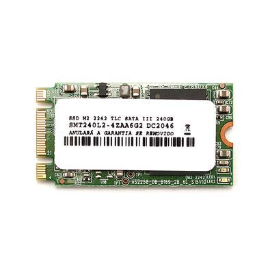 Hd Ssd 240gb Multilaser Axis 500 Ss204, Leitura 500mb/s, Gravação 450mb/s, M.2 2242, Sata Iii 6 Gb/s - Com Blister