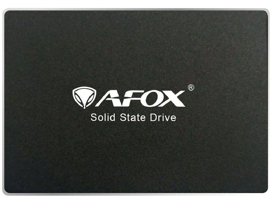 Hd Ssd Afox 480Gb Sd250-480Gqn 2.5 Sata 3 560Mb - Preto