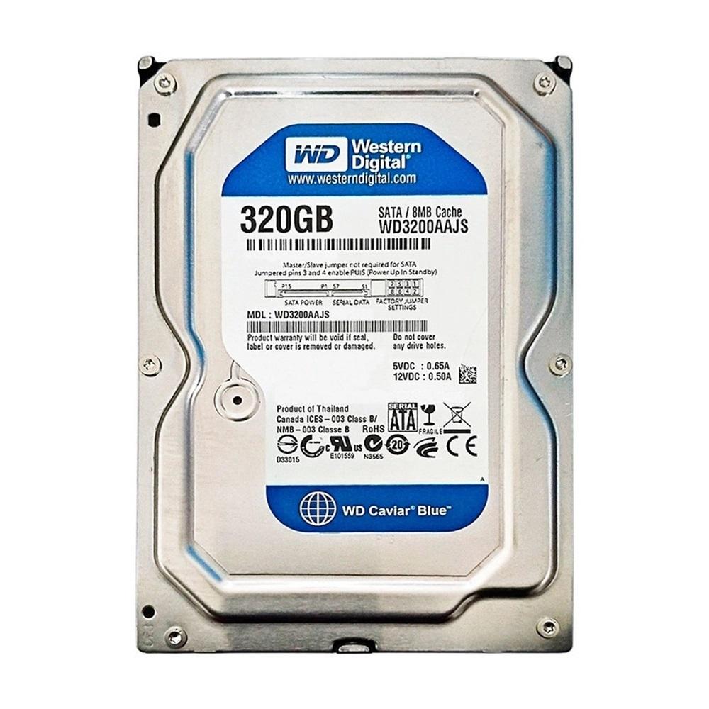 HD Western Digital 3.5
