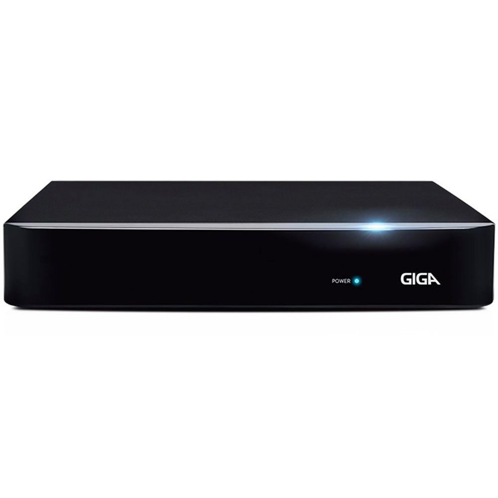 Hvr Serie Orion Giga Security Hd Lite 1080p 8 Canais Bnc C/ Hd Seagate Skyhawk 1Tb - GS0185  - Districomp Distribuidora