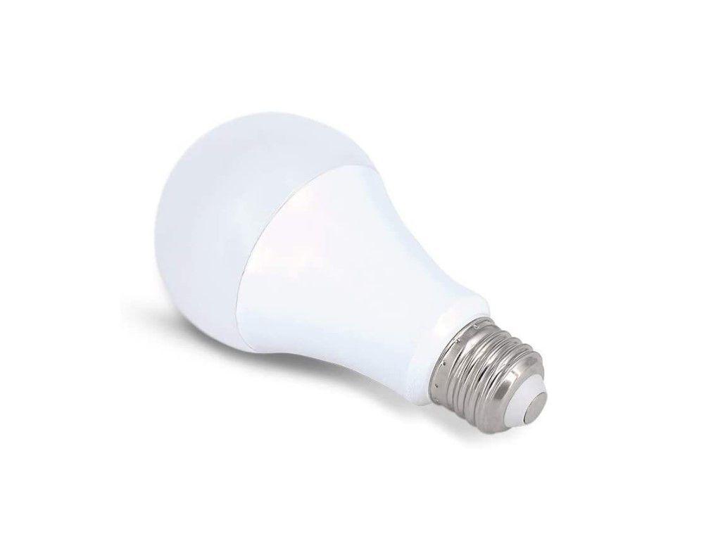 LAMPADA INTELIGENTE LED BULBO  COLORIDA DIMERIZAVEL 10W MULTILASER LIV -  SE224  - Districomp Distribuidora