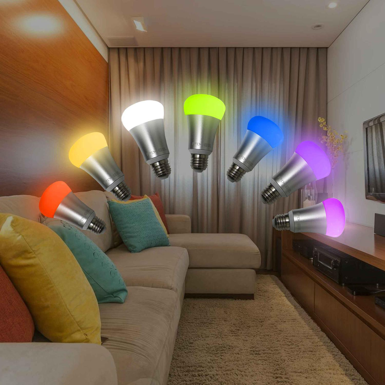 Lampada rgb Pixel Ti rev - C009LAMP  - Districomp Distribuidora