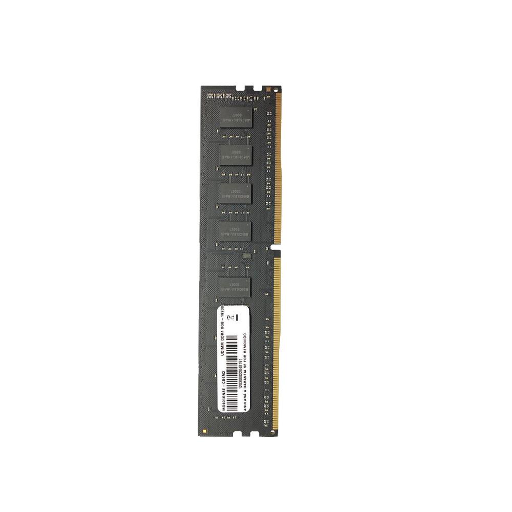Memoria Multilaser MM814BU Para Desktop 8Gb Ddr4 2400Mhz 1.2V  - Districomp Distribuidora