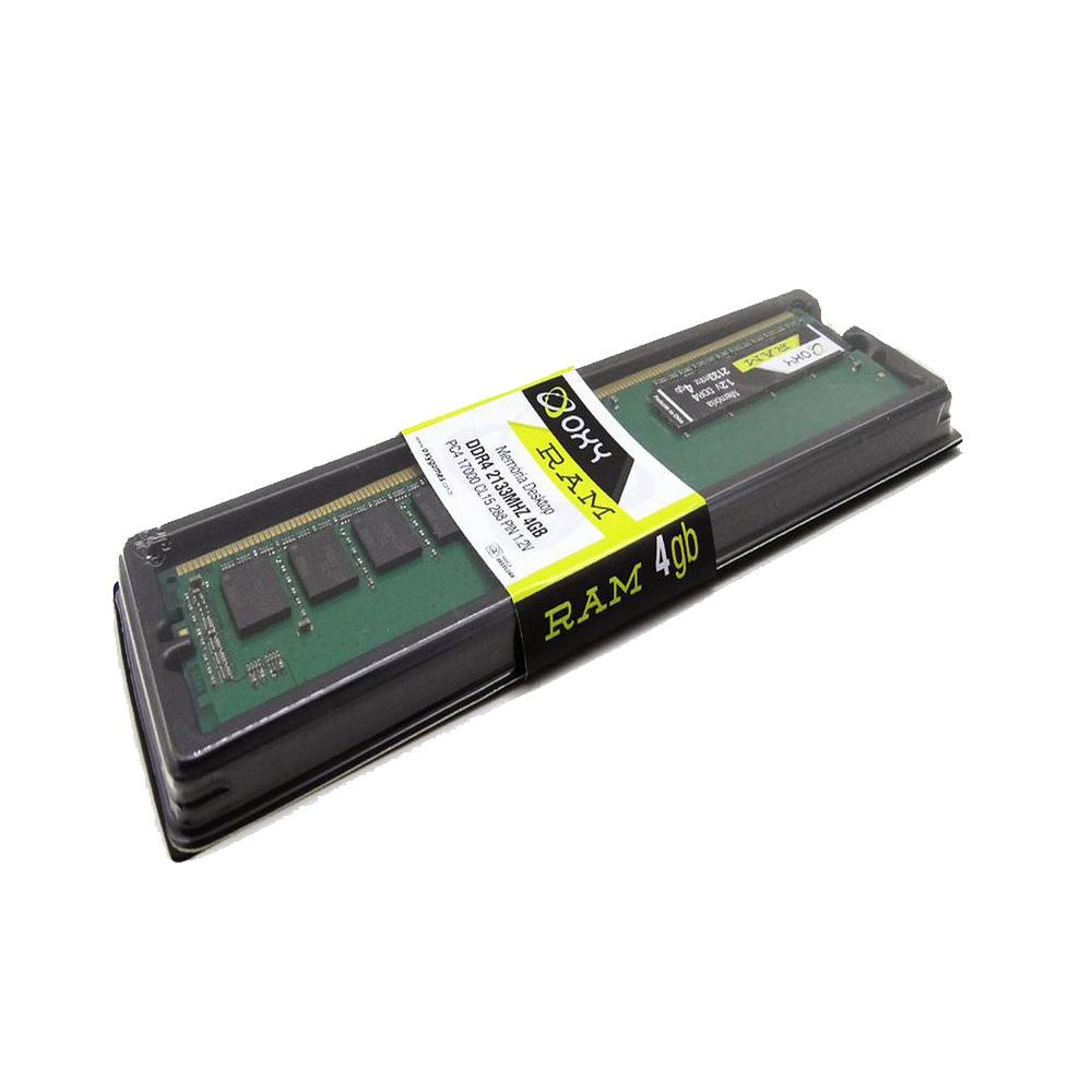 Memoria Oxy para Desktop DDR4 2133Mhz 4GB