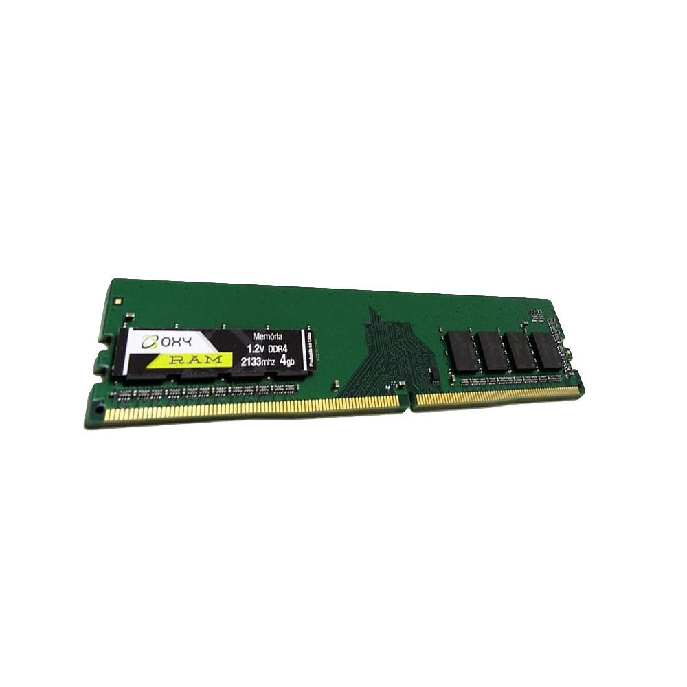 Memoria Oxy para Desktop DDR4 2133Mhz 4GB  - Districomp Distribuidora