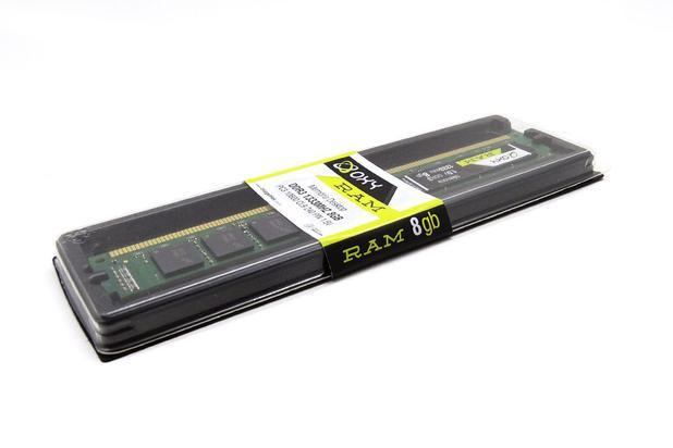 Memoria para Desktop 8GB DDR3 1333 Mhz 1.5v - Oxy  - Districomp Distribuidora