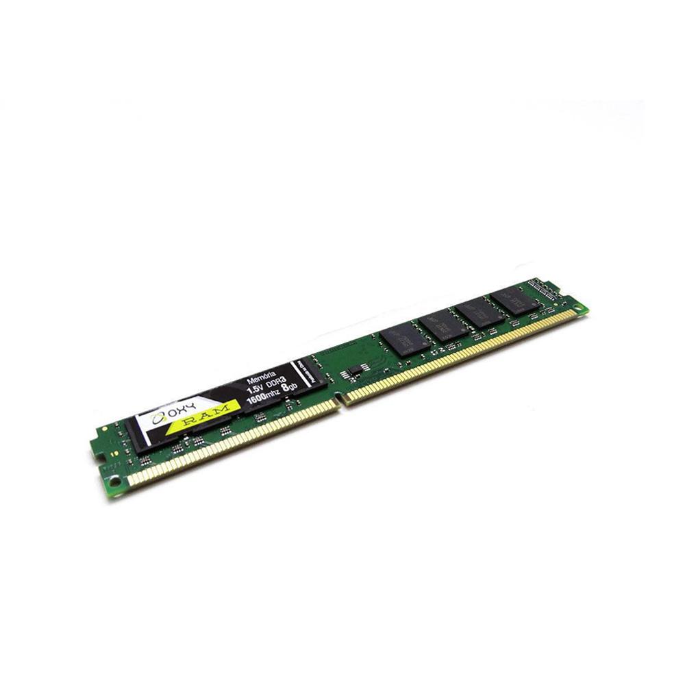 Memoria Para Desktop DDR3 1600MHZ 8Gb OXY