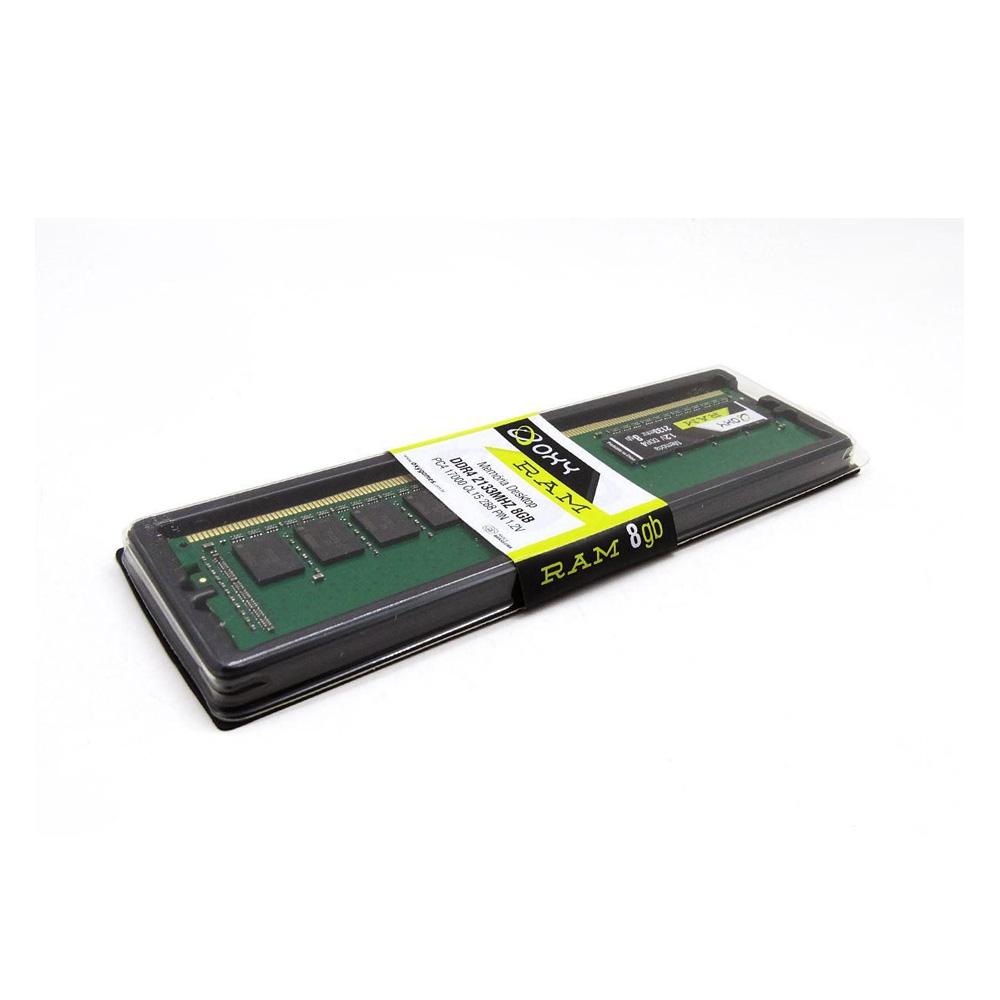 Memoria para Desktop DDR4 2133MHZ 8GB OXY  - Districomp Distribuidora