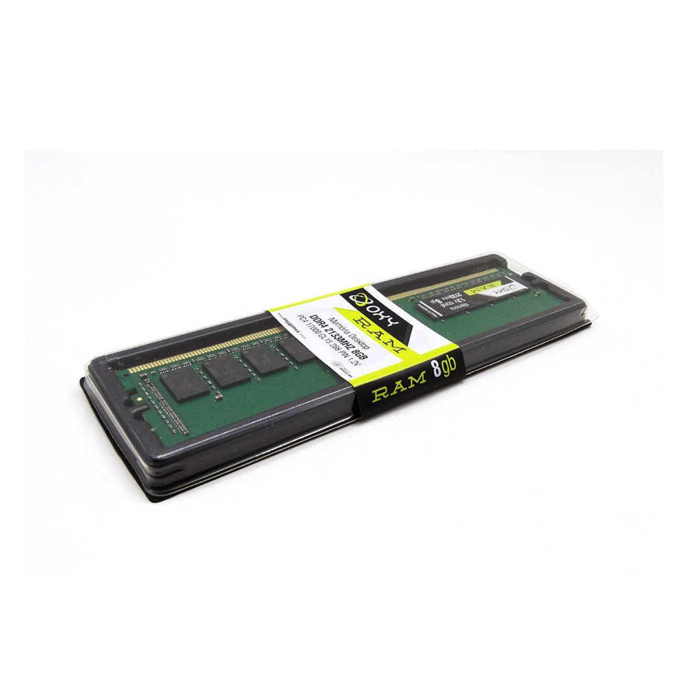 Memoria Para Desktop DDR4 2666MHZ 8Gb 1.2V OXY  - Districomp Distribuidora